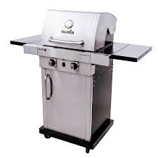 commercial 2 burner gas grill char broil