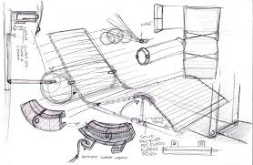 Furniture Design Sketches Furniture Sketches By Alton Janelle Iv At Coroflot Com