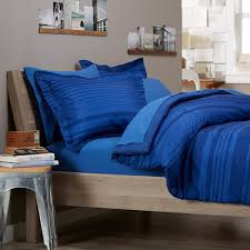 Blue Bed Set Pinzon Bedding U2013 Ease Bedding With Style