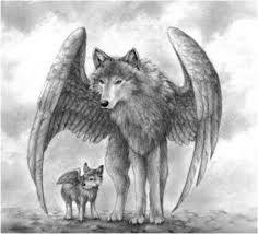 wolf baby tattoos clipart library
