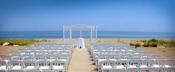 beach front weddings u2013 illinois beach resort
