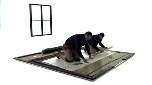 Installing Engineered Hardwood How To Install Engineered Hardwood U2013 Floating Method Youtube