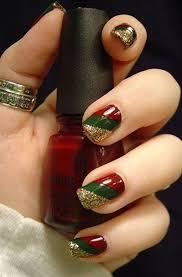 12 stunning christmas nail designs