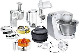 de cuisine bosch mum5 bosch mum54251 styline multifunctional food processor 3 9 litre