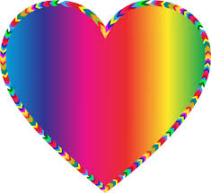 colored heart cliparts free download clip art free clip art