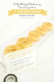 5 golden rings bloggers best 12 days of christmas golden ring