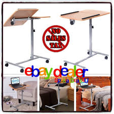 drive medical multi purpose tilt top overbed table drive medical overbed table iron frame adjustable laptop trolley