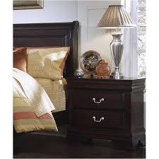Bassett Nightstand Bb23 226 Vaughan Bassett Furniture Night Stand Merlot