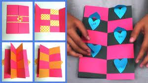diy envelope magic gift card make for boyfriend girlfriend