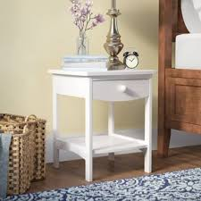 round nightstand wayfair