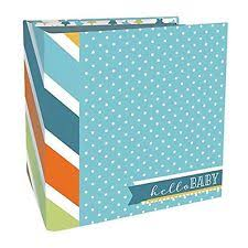 baby boy photo album paper house productions fb 0002e flipbook interactive album baby
