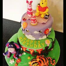 winnie pooh birthday cake british bake
