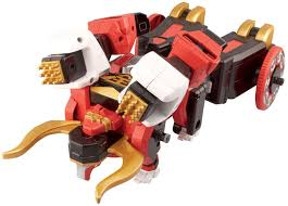 amazon power rangers deluxe megazord samurai gigazord toys