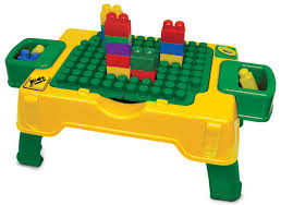 Lego Table Toys R Us Crayola Kids Work 2 In 1 Activity Table Toys