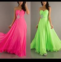 cheap lime green prom dresses free shipping lime green prom