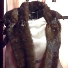 fur restyle from old mink stole to reversible sheared mink vest