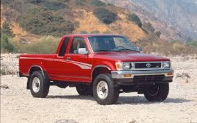 toyota truck sale take a look at the toyota tacoma history toyota of clermont
