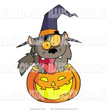 wolf halloween clipart u2013 halloween wizard