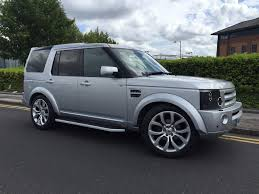 silver land rover discovery dynamic customs stocklist on pistonheads