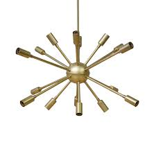 diy sputnik chandelier i u0027d love this in my dining room over my dining table home decor