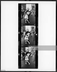 photos et images de vj kiss by alfred eisenstaedt getty images