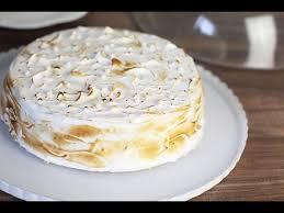 amour de cuisine tarte au citron gâteau au citron vanille meringué lemon layer cake كعكة الليمون