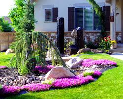 Florida Landscape Ideas by Bedroom Heavenly Billyfront Yard Landscaping Ideas For Small