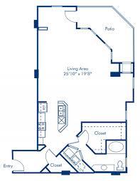 Post Hyde Park Floor Plans Studio 1 2 U0026 3 Bedroom Apartments In Charlotte Nc Camden