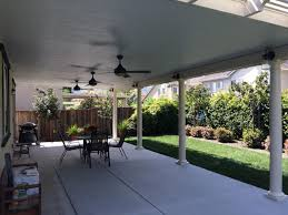 Fiberglass Patio Roof Panels by Solid Patio Covers Concord Ca Creative Designs U0026 Beyond