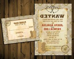 sles of wedding invitations awesome western theme wedding invitations photos styles and with