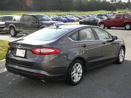 pre owned 2016 ford fusion se 4dr car in milledgeville fx8170