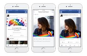 facebook want to show your support for pride on facebook here u0027s