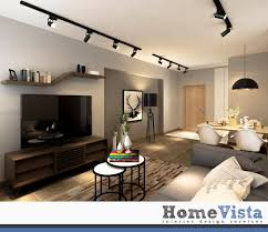 4 room hdb bto punggol bto homevista living room design