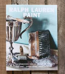 ralph lauren paint the cavender diary