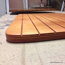 pedana legno pedana doccia standard in legno okumè