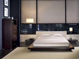 Small Bedroom Side Table Ideas Lovely Masculine Master Bedroom With Elegant Black Ikea Bedside