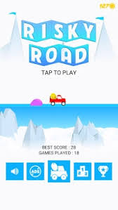 road apk risky road apk for android