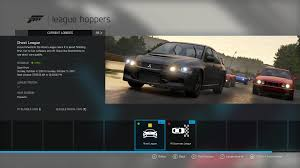 this week u0027s forza leagues c class ghosts u0026 v8 supercars forza 6