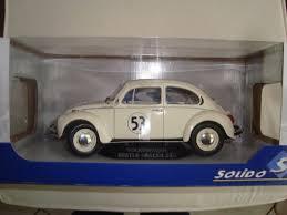 volkswagen beetle herbie herbie vw beetle 1303 no 53 solido s1800505 scale 1 18 ebay