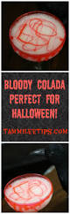 bloody colada recipe halloween cocktails cocktail recipes and