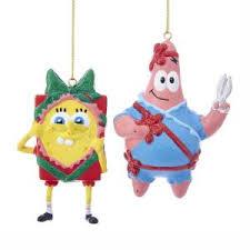 spongebob squarepants kurt s adler