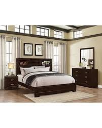 Mirrored Nightstand Sale Don U0027t Miss This Bargain Roundhill Furniture Montana Modern 4