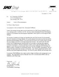 Air Force Letter Of Recommendation Template by Patents Certifications And Letters Of Recommendation