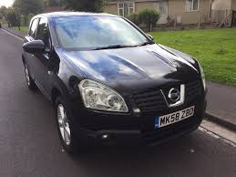 nissan qashqai 2008 interior nissan qashqai 2 0 petrol 5dr 2008 leather interior mot u0027d in
