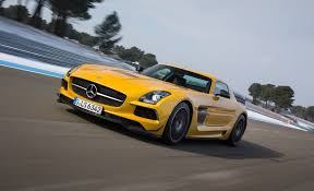 mercedes sl amg black series 2014 mercedes sls amg black series drive review car