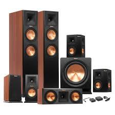premier speakers bureau klipsch rp 260f reference premiere 7 1 channel speaker package