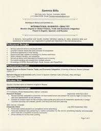 Cats Resume Student Resume Examples Resume Sample For High Students
