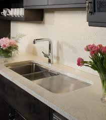 icestone countertops kitchen contemporary with vanities