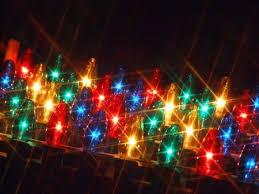 christmas lights window light and fairy lights
