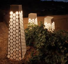 japan garden lights contemporary garden lighting london